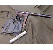 This Sound Arresting Sub Machinegun Participates As A Main Weapon Of