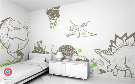 kid room decals dinosaur wall decals for boys room wall decor