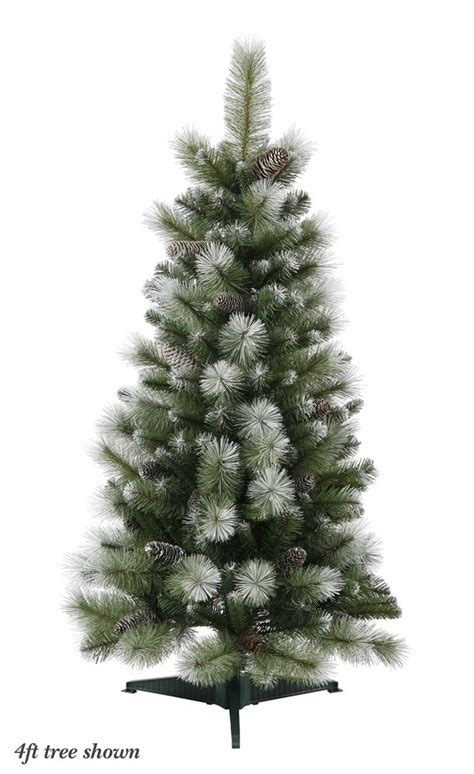 noma 7ft lewiston pine artificial christmas tree xmas