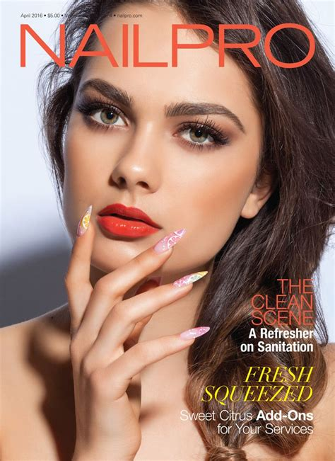 Nail Magazine by 17 Best Images About Nail Pro Magazine On Nail