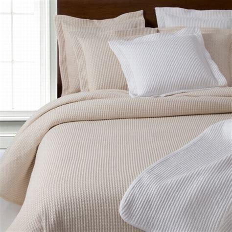 waffle bedspread