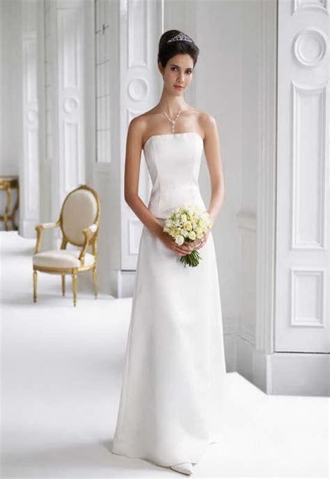 Hochzeitskleid Standesamt Schlicht by Standesamt Brautkleid Schlicht