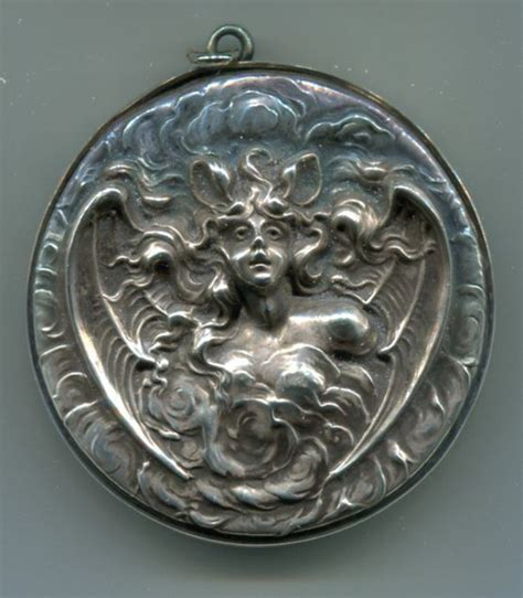 Bros Pin Bo02 Silver S 931 best images about nouveau deco on brooches sculpture and pewter