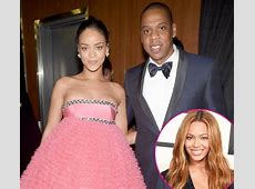 Publicist Who Started Rihanna, Jay Z Rumor Says He Worked ... Jay Z Cheating On Beyonce With Rihanna