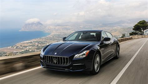 Italian Automaker Maserati Returns To The Egyptian Market