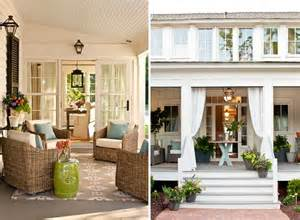 Southern Living Home Interiors farmhouse revival southern living house plan new home plans and