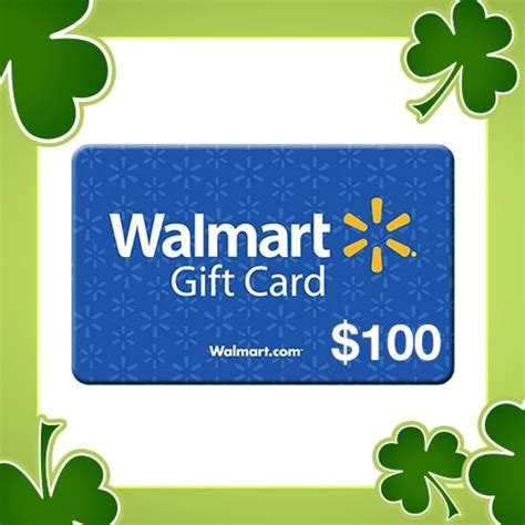 Walmart Gift Card Without Pin - 100 walmart gift card http www pinterest com deltaco lets talk t