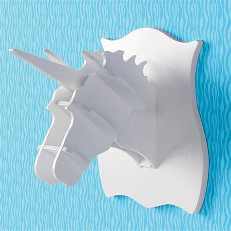 unicorn wood pattern wooden diy by lowes free downloadable pdf pattern too