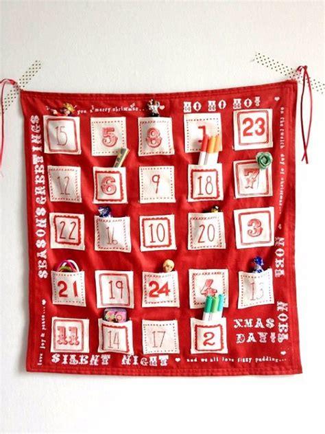 advent calendar crafts for 70 fabulous advent calendar inspirational ideas