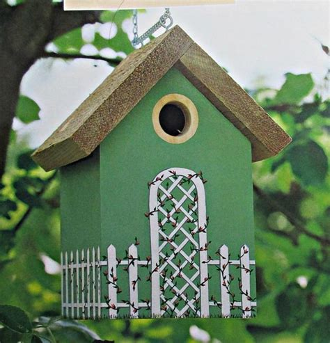 beautiful Home Decor Ideas For Small Homes #3: painting-ideas-birdhouse-designs-20.jpg