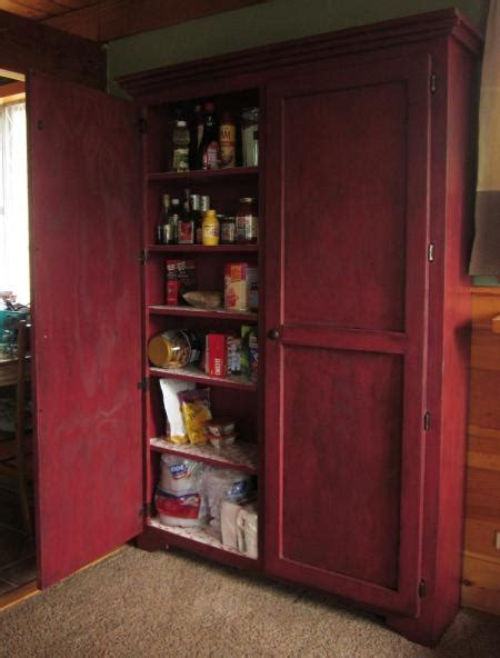 Shallow Pantry Cabinet by Shallow Cabinet Use Bifolds Diy