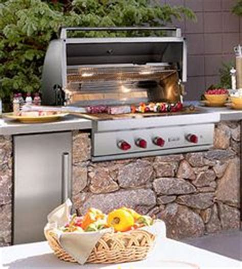 wolf outdoor kitchen 1000 images about sub zero wolf grills and outdoor