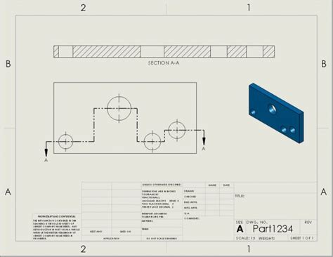 standard section solidworks section jog line options for drawing views