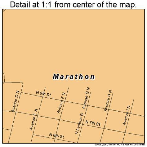 marathon texas map marathon texas map 4846572