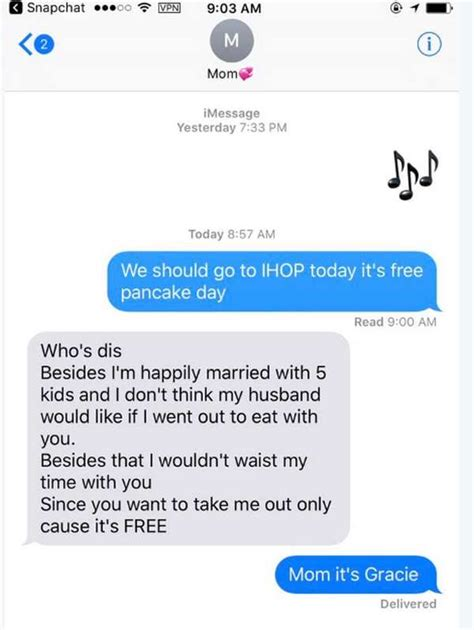 funniest text message conversations youll  read
