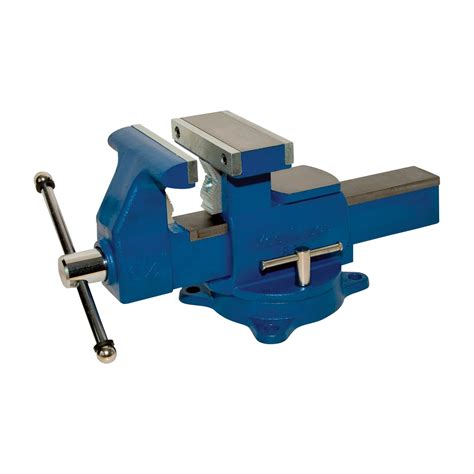 work bench vise yost multipurpose mechanic s reversible swivel base vise 6 1 2in jaw model 865