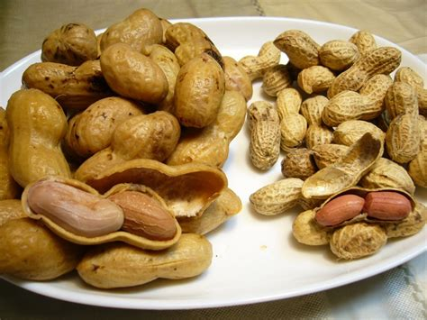 boiled peanuts salty soggy and southern