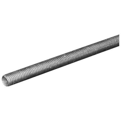everbilt 1 4 in x 12 in stainless steel threaded rod