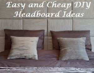 how to make easy inexpensive headboards how to make easy
