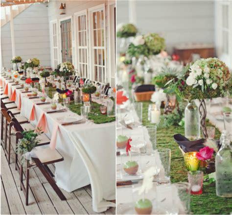la decoraci n de mis mesas diciembre 2013 bodas en diciembre decoraci 243 n con musgo foro organizar