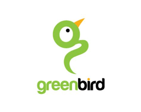 green bird designed by maccreatives brandcrowd