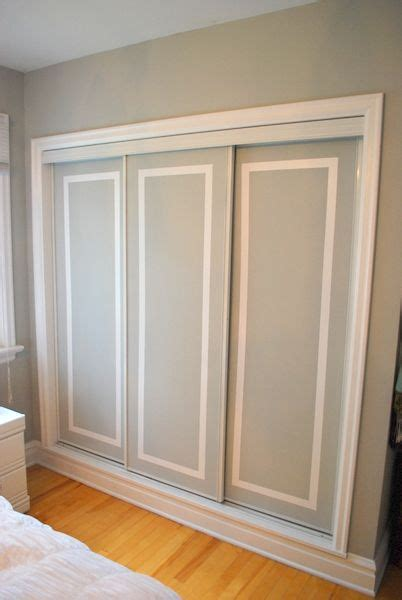 how to build sliding closet doors 25 best ideas about sliding closet doors on