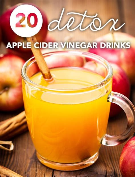 Whats Another Word For Detox by Best 25 Apple Cider Vinegar Detox Ideas On