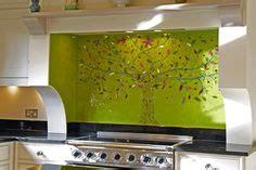 Kitchen Craft Slough For An Alternative Splashback Use Wallpaper Place Glass