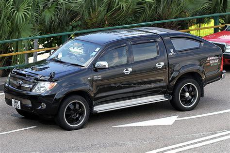 Toyota Hilux 3 0 D 4d Toyota Hilux 3 0 D 4d Photos 4 On Better Parts Ltd