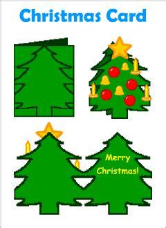 printable christmas cards esl holiday crafts english for kids