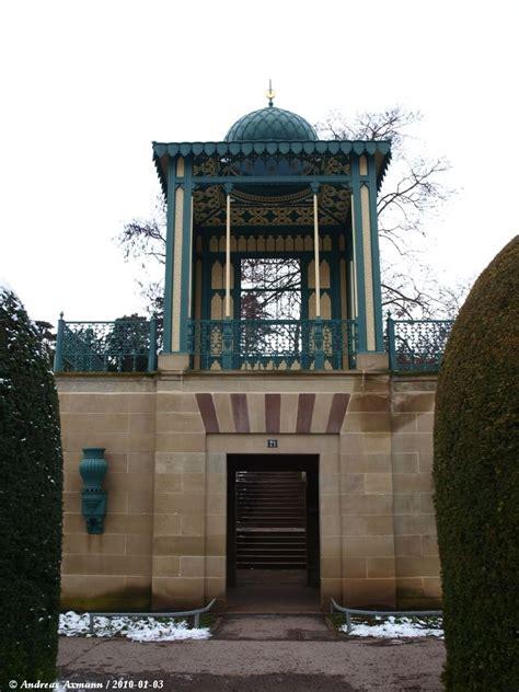 Pavillon Stuttgart by Einer Zwei Pavillon Die Einen Durchgang Vom Maurischen