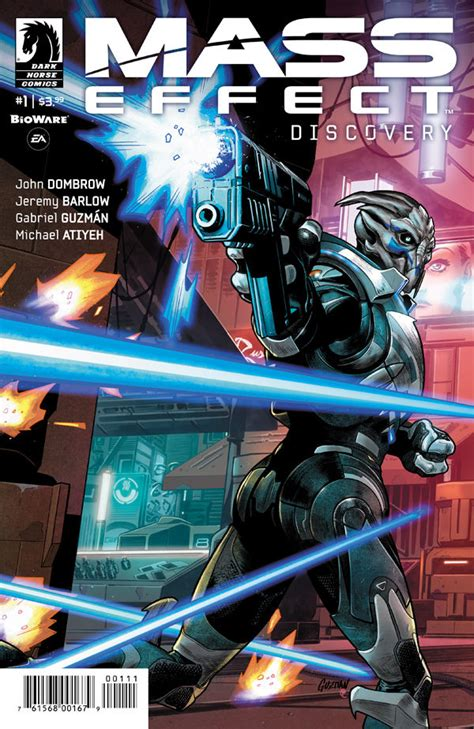 mass effect discovery books mass effect discovery 1 profile comics