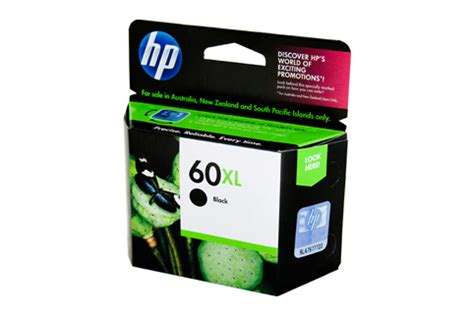 Hp 60 Ink Cartridge Black Cc640wa deskjet d2500 printer cartridges ink cartridges toner