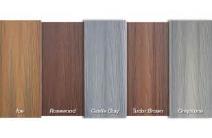 composite colors azek decking archadeck of central ga