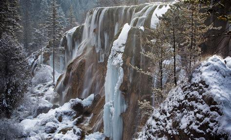 frozen waterfalls frozen waterfall amazingpandph