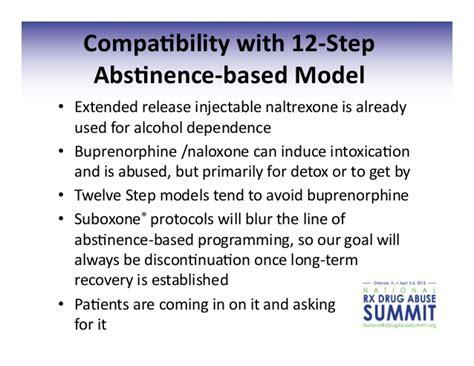 Buprenorphine Detox Protocol by Treatment Opioids A Comprehensive Response Final