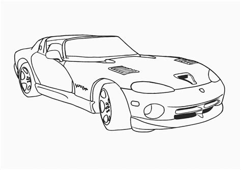 sports car coloring pages sports car coloring pages to print 13 image colorings net