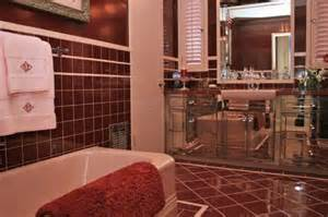 pink and burgundy bathroom 17 best images about home interior design on pinterest
