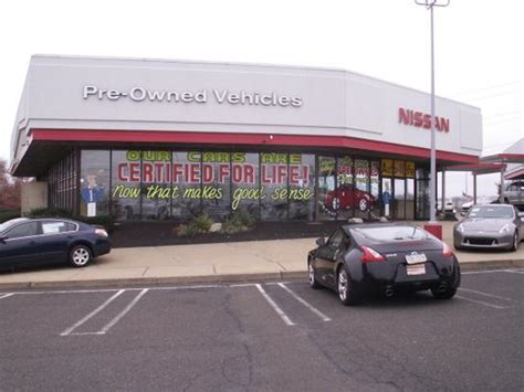 Nissan Dealers Pa Montgomeryville Nissan Car Dealership In Montgomeryville