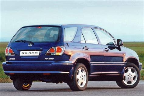 how to work on cars 2003 lexus rx auto manual lexus rx 300 2000 2003 used car review car review rac drive