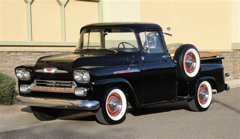 chevrolet apache 1958 1958 chevrolet apache custom 117431