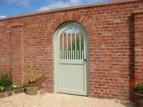 bespoke wooden garden gates essex uk  garden