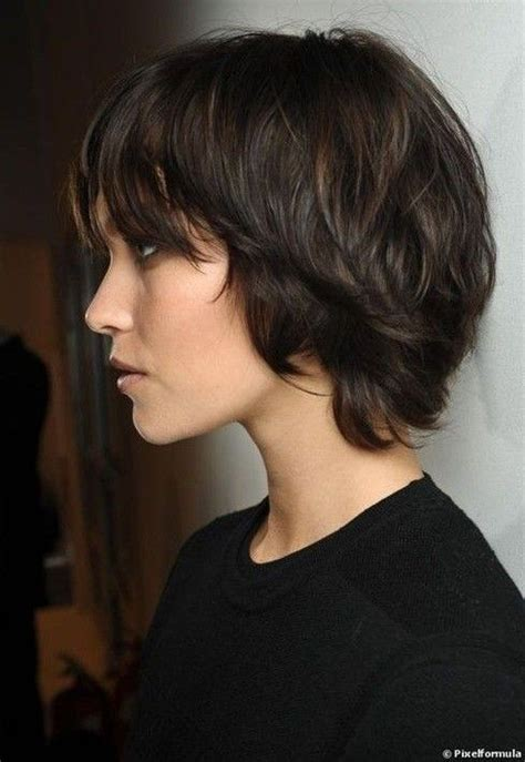 shag haircuts showing back of head 25 best ideas about short shaggy haircuts on pinterest