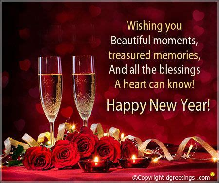 send happy new year messages to your near and dear ones to