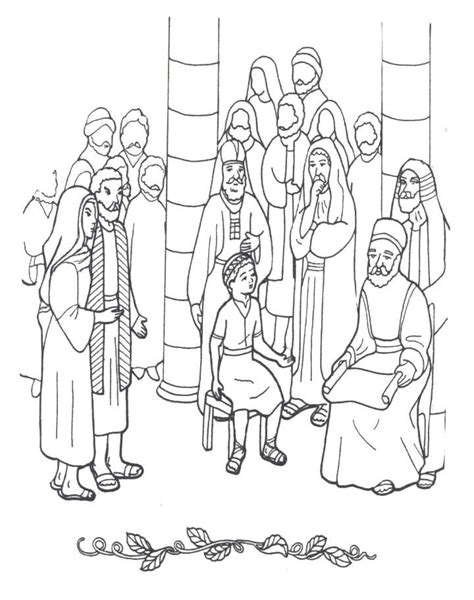 coloring pages of jesus disciples jesus and his disciples coloring pages coloring home