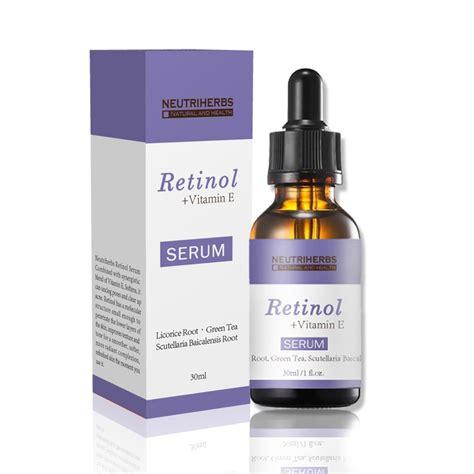 Or Seru Neutriherbs Retinol Serum 30ml Derma Roller Store