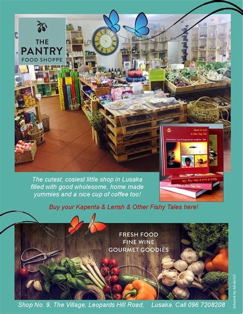 Pantry Shop by 26 09 2017 The Pantry Shoppe 187 Ad Dicts In Your Advertising