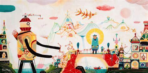 Cool Artist Souther Salazar by Artist Spotlight Souther Salazar Booooooom Create