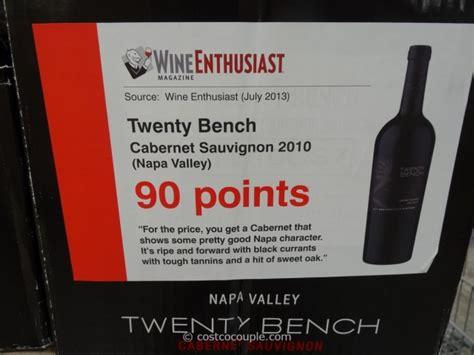 twenty bench wine 2010 twenty bench cabernet sauvignon