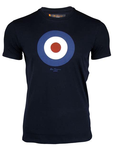 ben sherman t shirt throne retro mod target print ebay